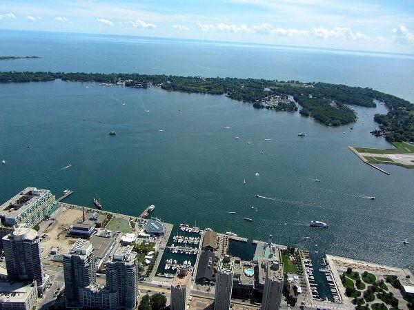 Toronto Islands - Wikipedia