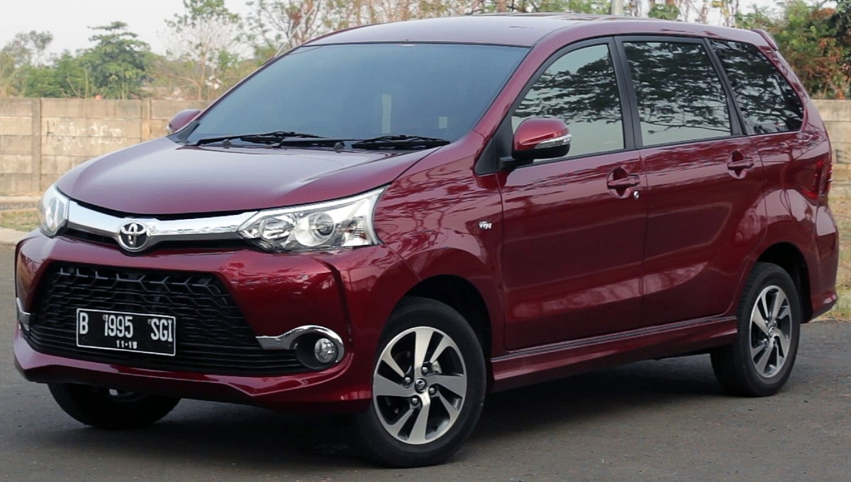 all new avanza veloz 2019 vellfire toyota - wikipedia