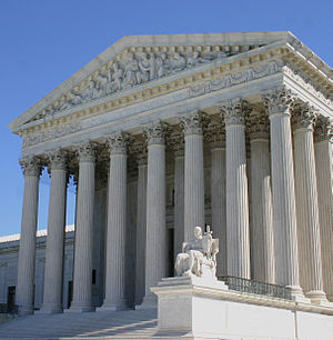 United State Supreme Court Building