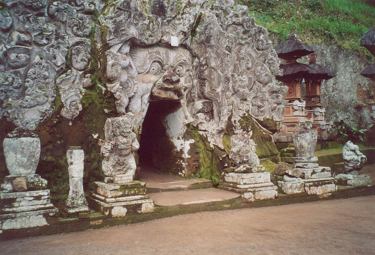 Goa Gajah  Wikipedia