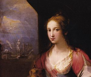 Ventura Salimbeni - St Catherine of Alexandria...