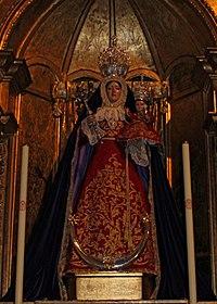 Virgen de Araceli  Wikipedia la enciclopedia libre