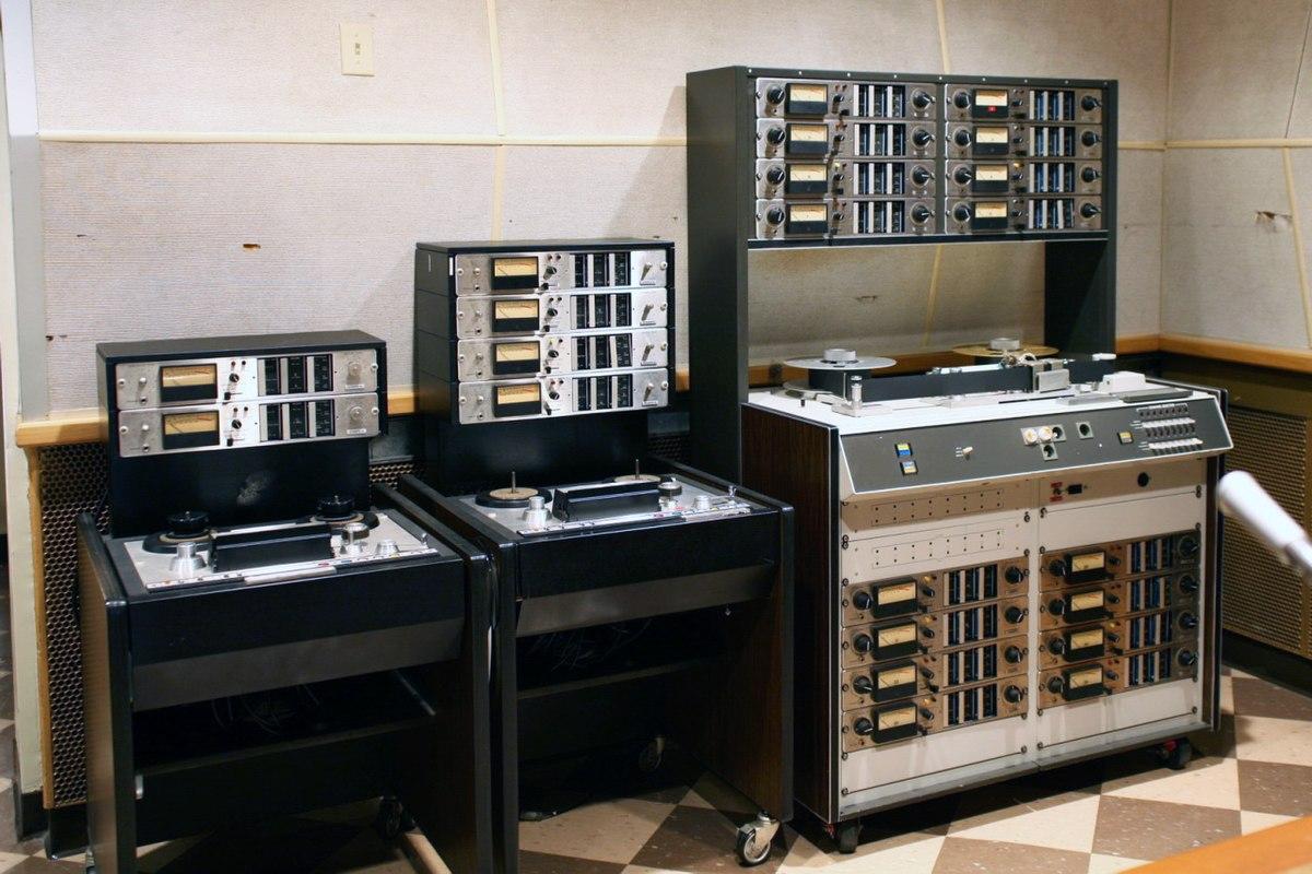 History of multitrack recording  Wikipedia