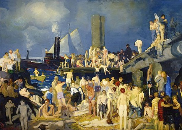 George-Bellows-River-Front-1-1915