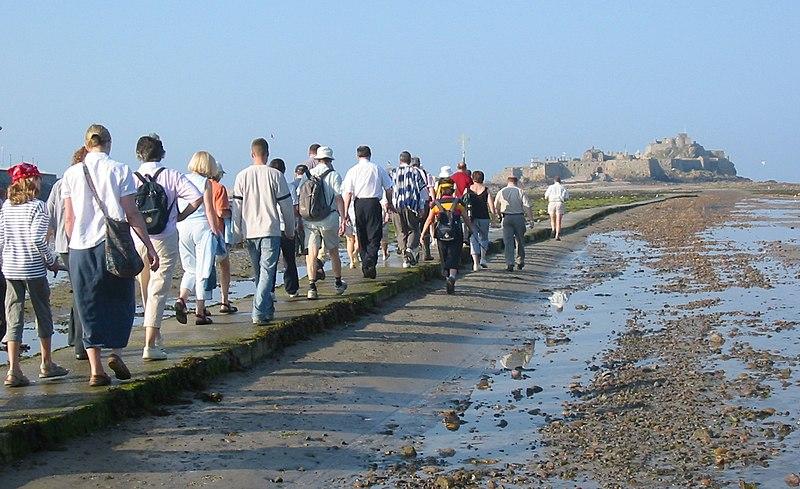 File:Helier pilgrimage 2005 Jersey.jpg