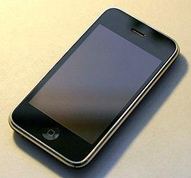 iPhone 3GS — Википедия