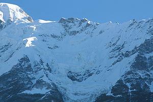 English: Kedarnath Mountain, Uttrakhand, IN