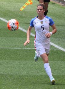Kelley O'Hara Soccer Player