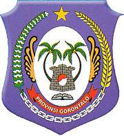 Lambang Gorontalo  Wikipedia bahasa Indonesia