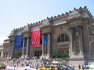 Metropolitan Museum of Art in New York City.
