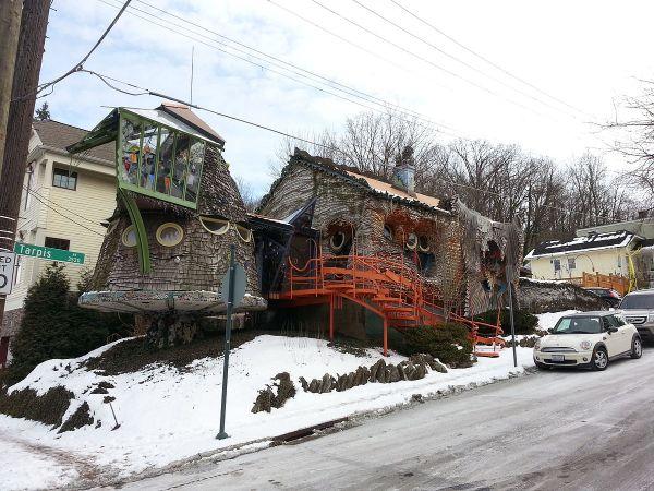 Mushroom House Cincinnati - Wikipedia