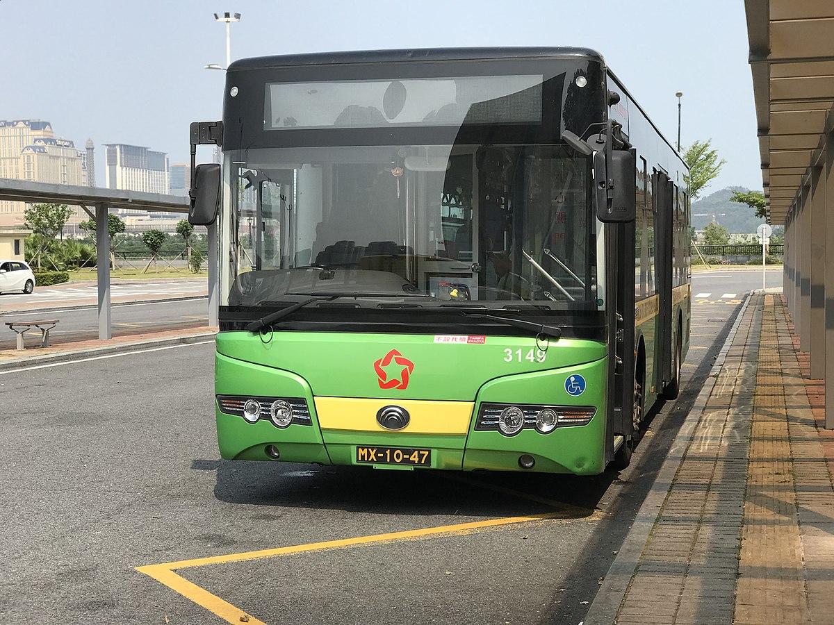 澳門巴士71路線 - 維基百科,自由的百科全書