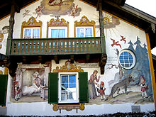 Oberammergau Travel Guide At Wikivoyage
