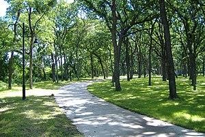 Parque C.P. Waggoner