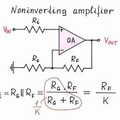 Circuit Diagram Of Non Inverting Amplifier Ford 3 Pin Alternator Wiring Idea Simple Op Amp Summer Design Wikibooks Open Books For Edit