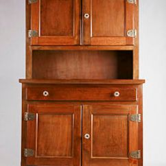 Sears Kitchen Tables What To Clean Grease Off Cabinets Hoosier Cabinet - Wikipedia