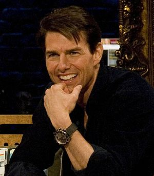 English: Tom Cruise on MTV Live in December 2008