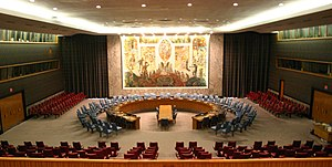English: The United Nations Security Council C...