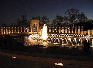 National World War II Memorial, Washington, D.C..