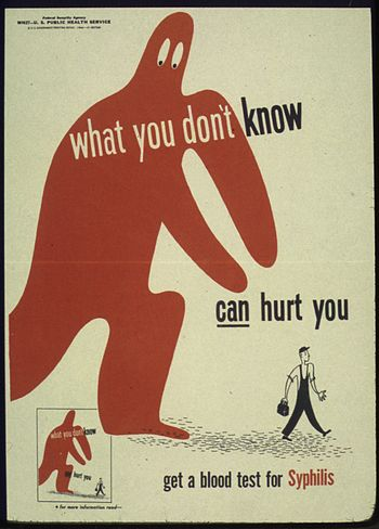 """""""WHAT YOU DON'T KNOW CAN HURT YOU, GET A ..."""