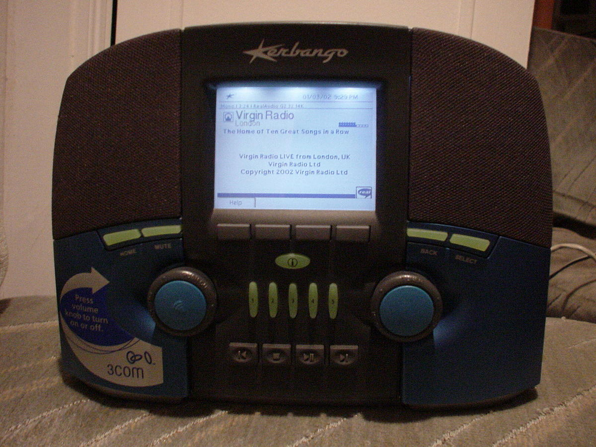 Internet radio device  Wikipedia