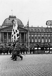 Histoire De La Belgique Pendant La Seconde Guerre Mondiale