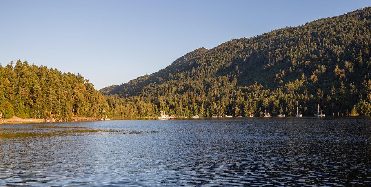 FileBurgoyne Bay Saltspring Island British Columbia