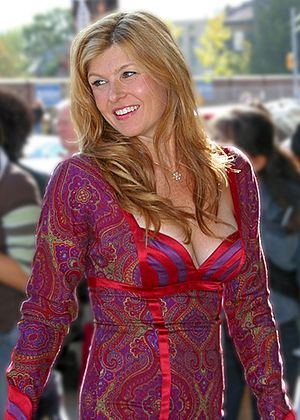 Connie Britton at the 2006 Toronto Internation...