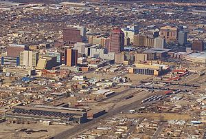 Downtown Albuquerque, NM