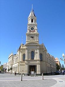 City of Fremantle  Wikipedia