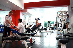 Gym Free-weights Area Category:Gyms_and_Health...