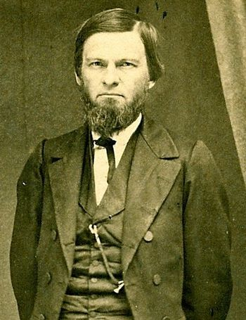 English: John Albert Broadus (1827-1895)