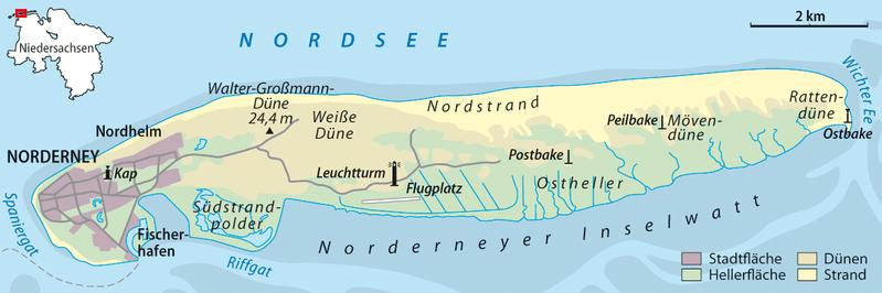 Datei:Karte Insel Norderney.png