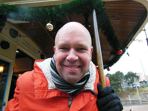 Lasse Kronér - december 2016