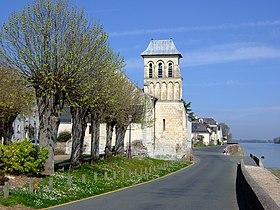 Image Wikipédia du village de Le Thoureil