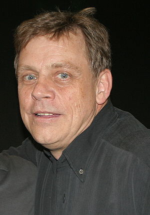 Star Wars actor Mark Hamill.