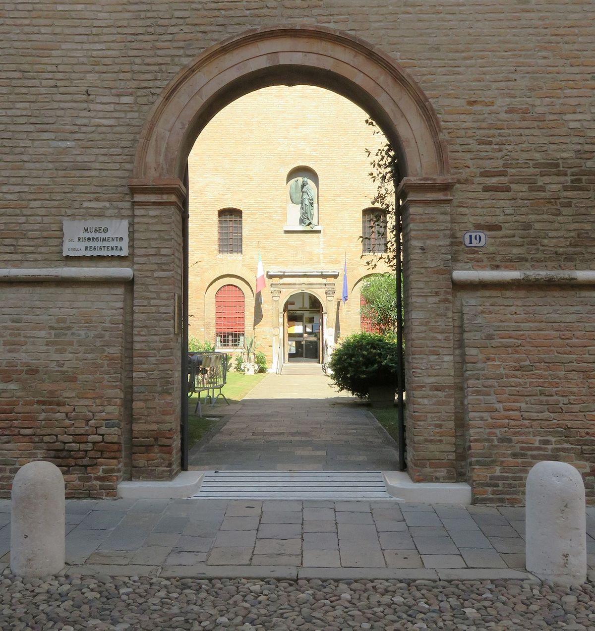 Museo del Risorgimento e della Resistenza Ferrara
