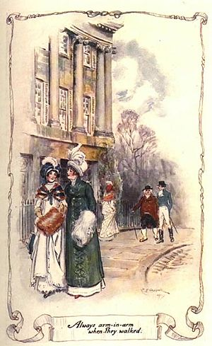 English: Colour illustration of a 1907 edition...