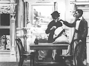 English: Still from the 1903 moving picture Sh...