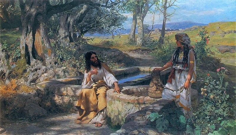 File:Siemiradzki-Chrystus i Samarytanka.jpg