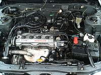 4efte Fuel Filter On Honda Toyota A Engine