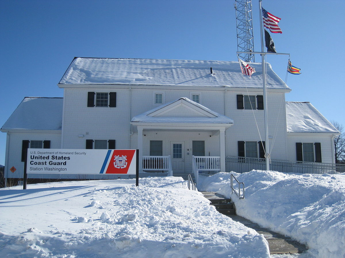 Coast Guard Station Washington, Dc  Wikipedia