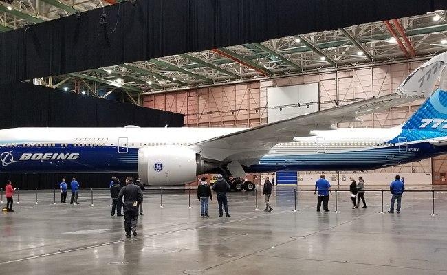 Boeing 777x Wikipedia
