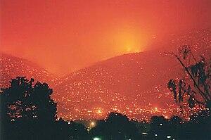 2003 Canberra firestorm