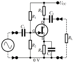 Junction Field Effect Transistor — Wikipédia
