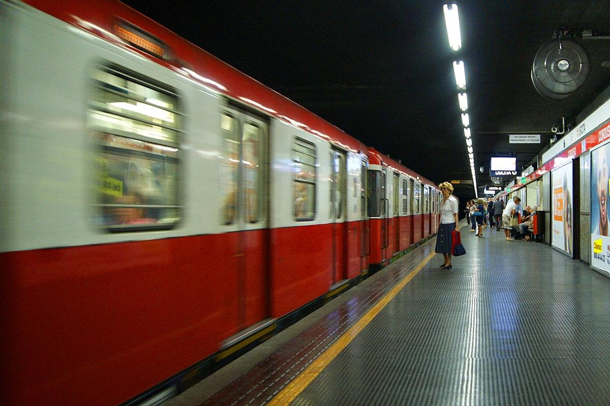Cordusio metropolitana di Milano  Wikipedia