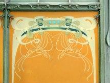 File De La Station Art Nouveau Porte Dauphine