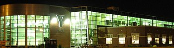 New YMCA in Moncton New Brunswick