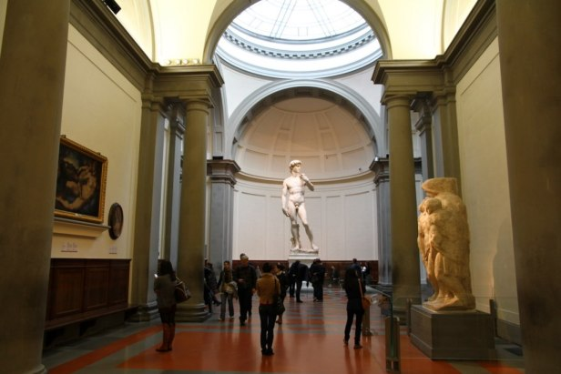 The Gallery of the Accademia di Belle Arti