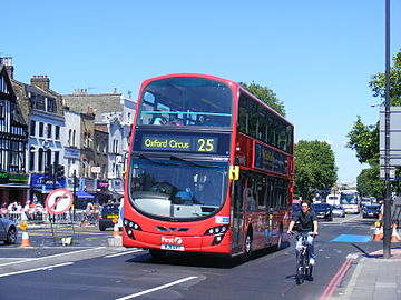 London Buses route 25  Wikipedia the free encyclopedia